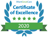 iWGC certificate of excellence 2020